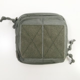 Mil-Spec Monkey Stealth Utility Admin Pouch Foliage Green 003-FOLIAGE MSM MOLLE