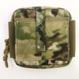 MSM Mil-Spec Monkey TAC-Organizer Pouch Multicam Camo 012-MULTI Camouflage MSM MOLLE