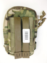 Mil-Spec Monkey Stealth Compact Pouch Multi-Cam 011-MULTI Multicam Camouflage MSM MOLLE