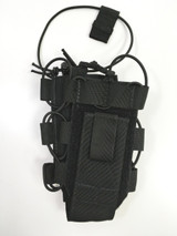 MSM Mil-Spec Monkey Bottle Corset Holder Black 010-BLACK MOLLE