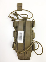 MSM Mil-Spec Monkey Bottle Corset Holder Marine Coyote 010-MCOY Brown MOLLE