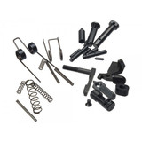 Strike Industries AR Lower Reciever Parts Kit AR-LRPLT 700371180300 Black 15 AR-15