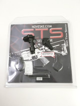 NOVESKE STS 60 DEGREE SELECTOR - AR-15 Selector Switch