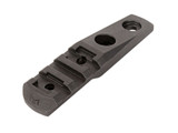 Magpul M-LOK Cantilever Rail Section Polymer 1913 Picatinny MAG587-BLK MAG587 873750001784