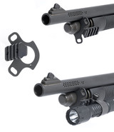 GG&G Mossberg 590 12 Gauge Sling & Flashlight Mount Combo GGG-1655 813157005893