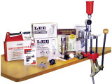 Lee Precision Classic 4 Hole Turret Press Deluxe Kit Reloading Starter Kit 90304 734307903046 Four