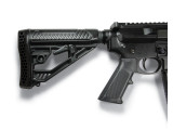 Adaptive Tactical Collapsible Mil-Spec Stock AR-15 Black Polymer AT-02012 682146910834