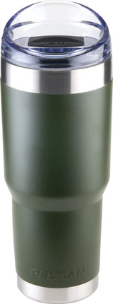 Pelican 32oz Tumbler Travel Mug Stainless Steel OD Olive Drab Green TRAV-SD32-OD 0019428139636