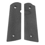 Strike Industries 1911 Standard Size Grips Sunrise Pattern Matte Black PX04 PX-04