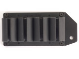 TacStar SideSaddle Shotshell Carrier 4RD 4 Round Four 20 Gauge Remington 870 1100 1081130 751103011300