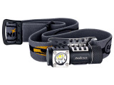 Fenix HL50 Headlamp LED Uses 1 CR123A or 1 AA Battery 365 Lumen FX-HL50 6942870302652