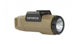 Inforce APL Pistol Light White LED Generation Gen 3 Flat Dark Earth FDE A-06-1
