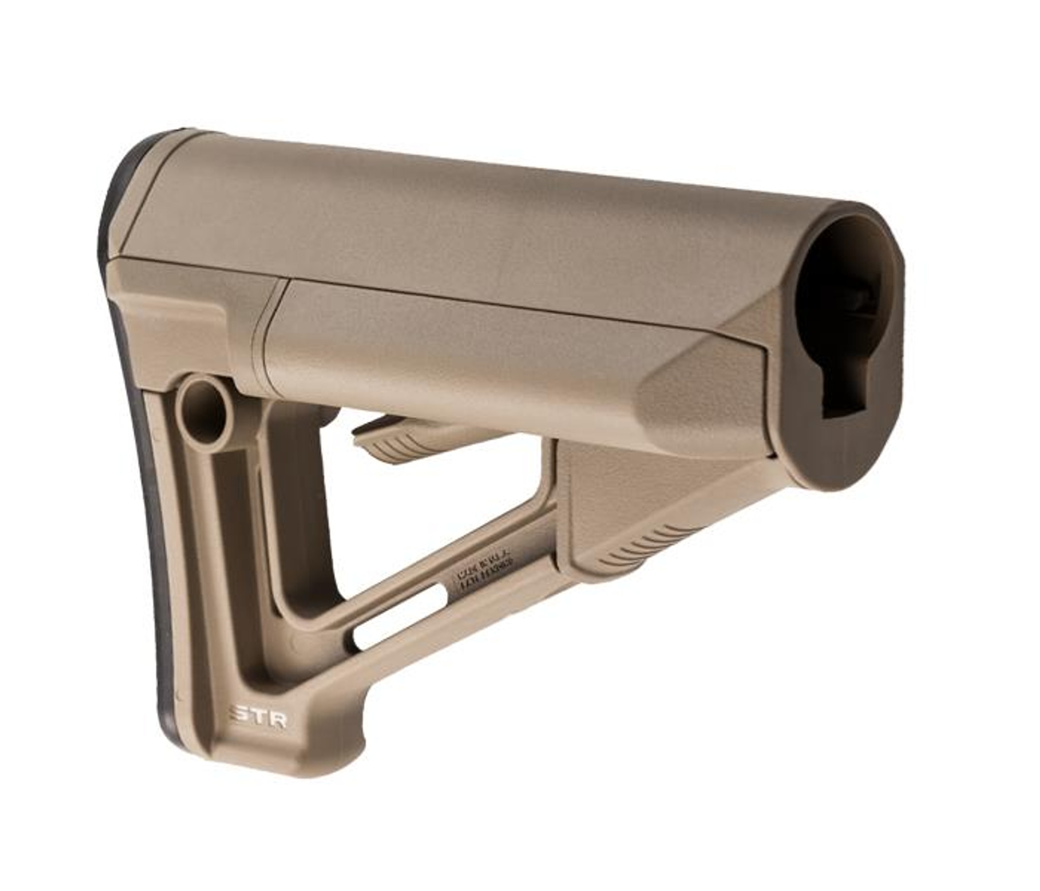 Magpul Str Carbine Stock Commercial Spec Flat Dark Earth Mag471 Fde Wise Tactical