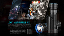 Olight R50 Pro Seeker LE Kit 3200 Lumen LED Flashlight Rechargeable R50-PRO-LE 6926540916196 Flash Light Lite R Dock