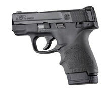 Hogue HandAll Beavertail Grip Sleeve S&W M&P Shield Ruger LC9 Black 18400 743108184004