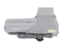 GG&G Accucam Quick-Detach EOTech Sight Mounting Base Picatinny-Style GGG-1190 813157000676