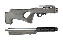 Hogue Ruger 10/22 Takedown Thumbhole Rubber Overmolded Stock Ghillie Green 21860 743108218600