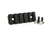 Odin Works KMOD KeyMod 5 Slot Picatinny Accessory Rail Five Aluminum FE-KM-5 856205005117