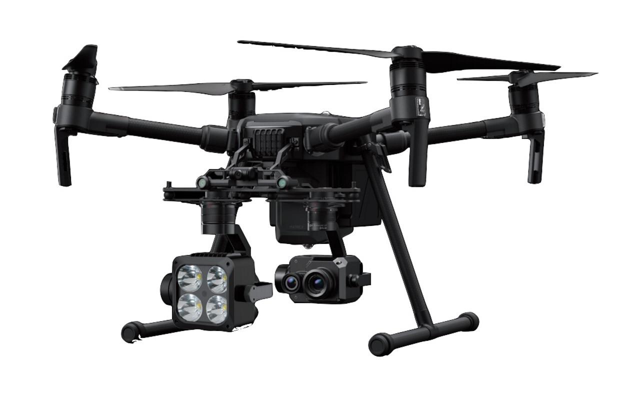 Wingsland Z15 Tactical Spotlight with Laser for M210 & M300