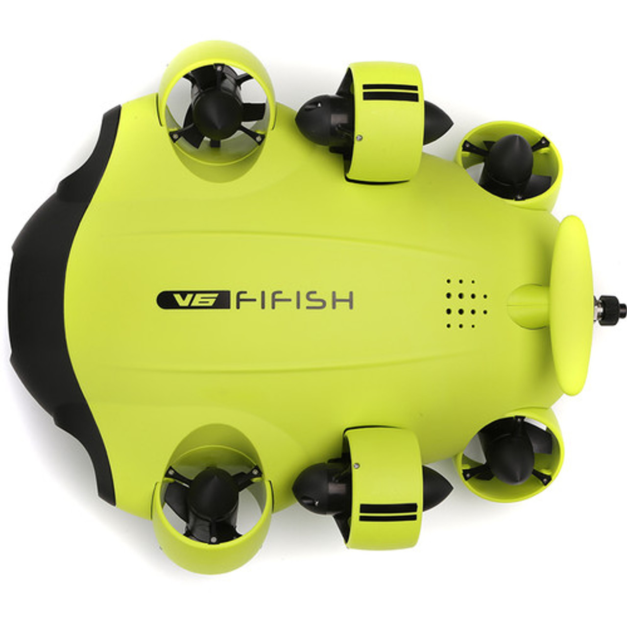QYSEA FIFISH V6 Underwater ROV Kit (328' Tether, VR Control)