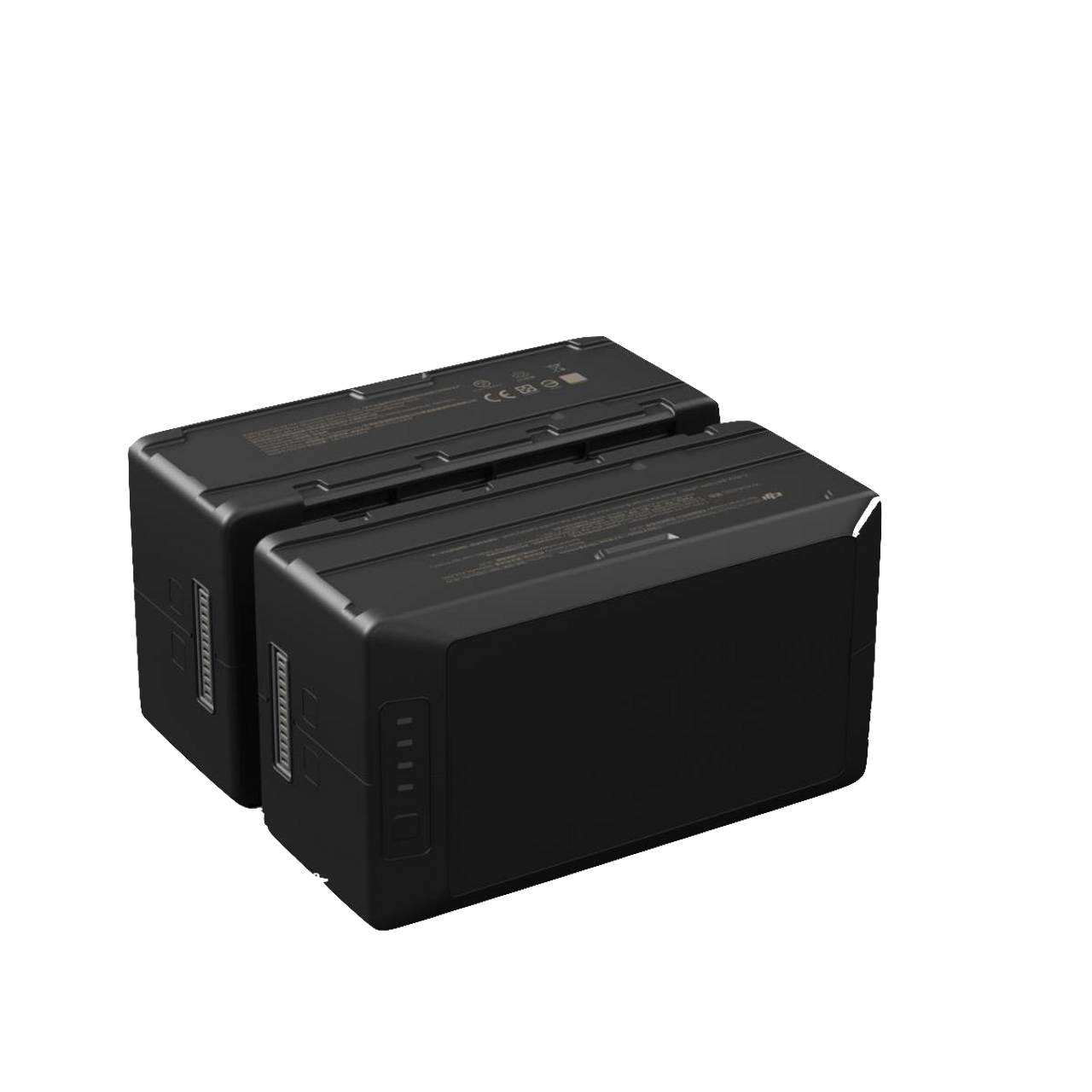 The high-capacity, hot-swappable TB60 Intelligent Flight Battery lets operators change batteries without powering off, saving time during critical missions.