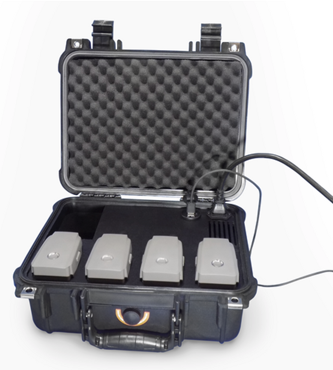 Mavic 2 Series Multi-Battery Charger by Drone-Works