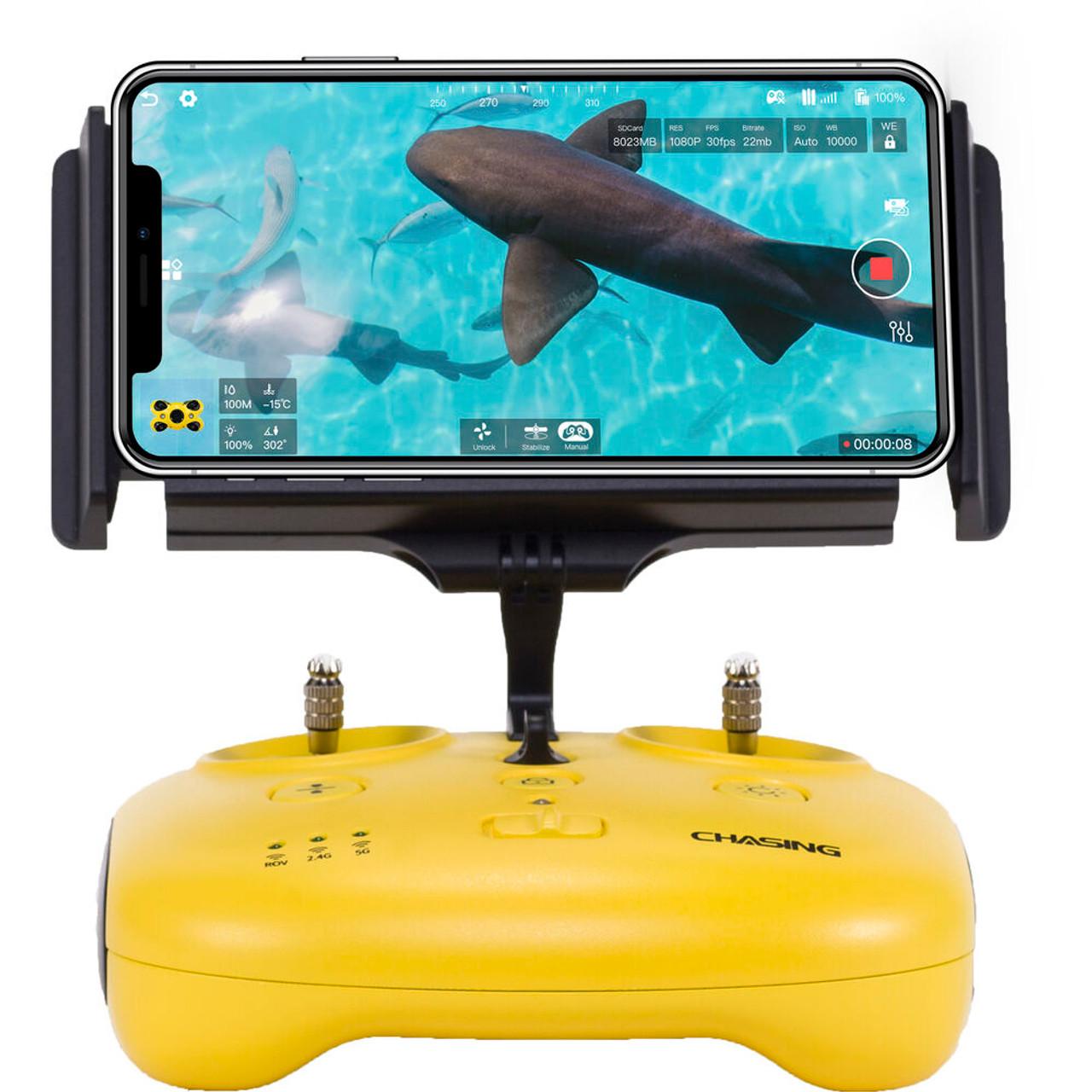 Chasing M2 Underwater ROV (200m Tether)