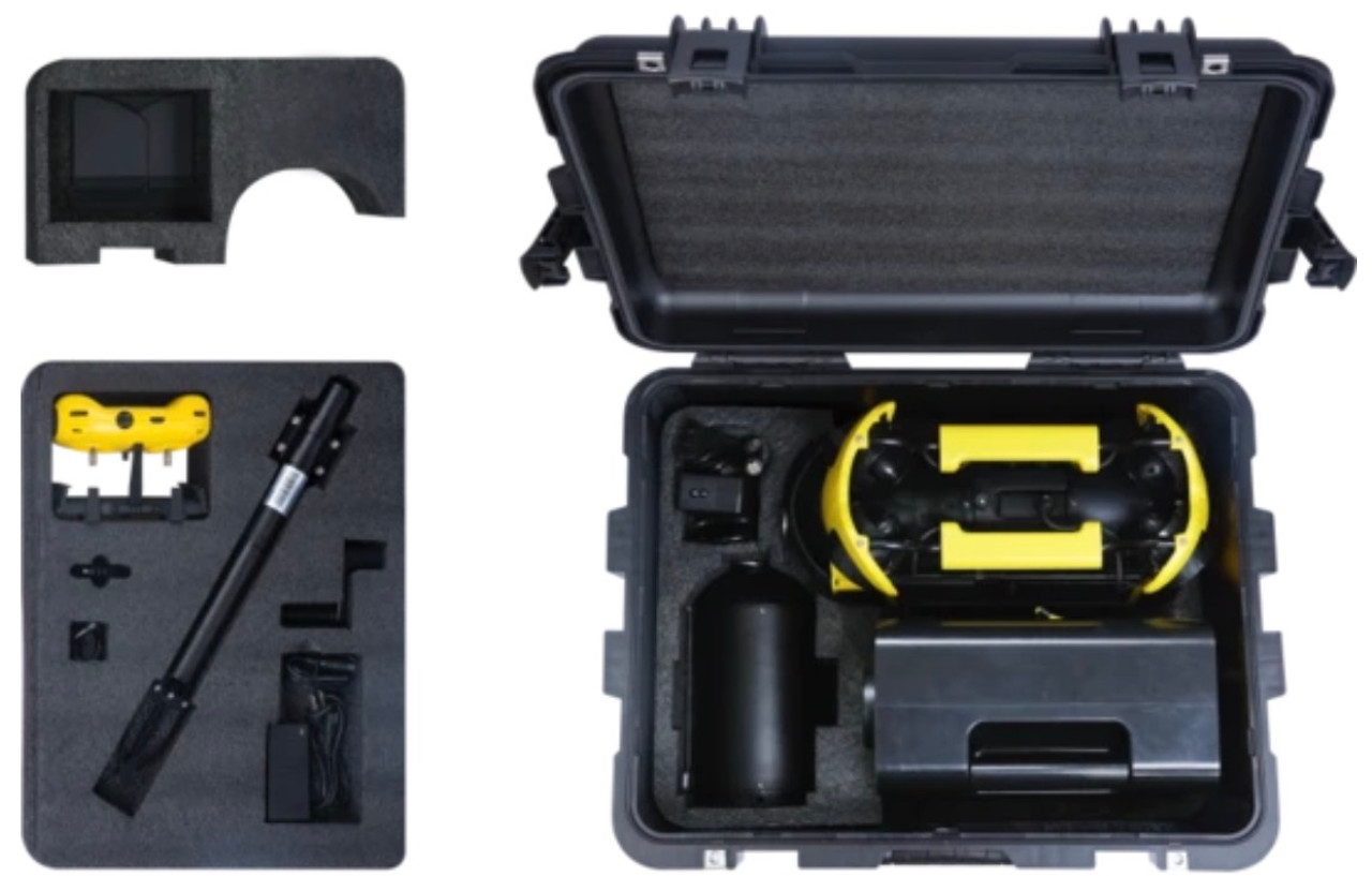 Chasing M2 Carrying Case