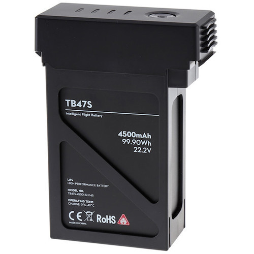 DJI TB47S Flight Battery for Matrice 600 Pro (M600 Pro) (6-Pack)