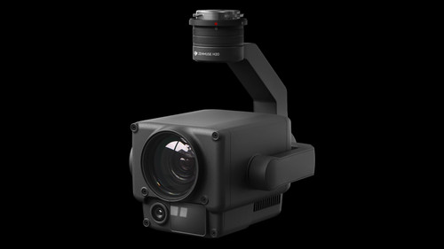 Zenmuse H20 Camera - Triple-Sensor