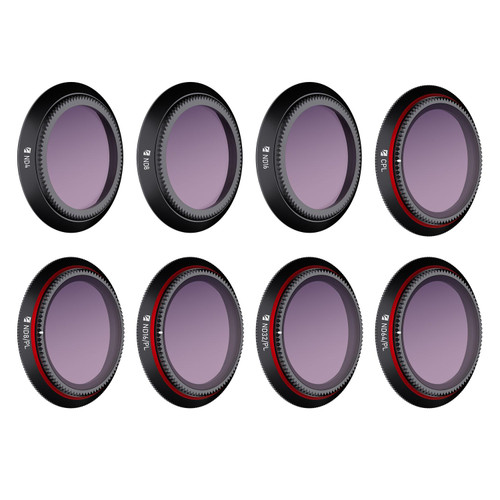 Freewell EVO II (8K) ND Filters All-Day 8-Pack