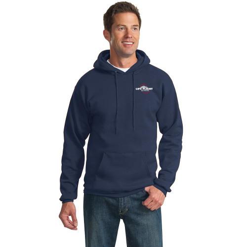 Essential Fleece Pullover Hooded Sweatshirt (In-Stock)