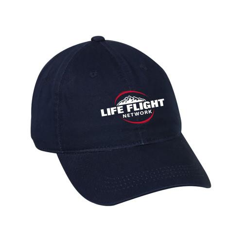 Navy Twill Cap (In-Stock)