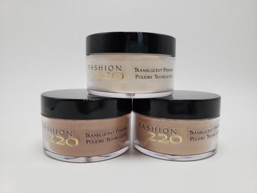Translucent Powders