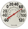 """18"""" Big and Bold Thermometer"""