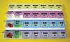 EZ Open 7 Day MediPlanner Pill Organizer