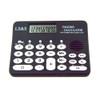 10 Digit Talking Calculator and Clock