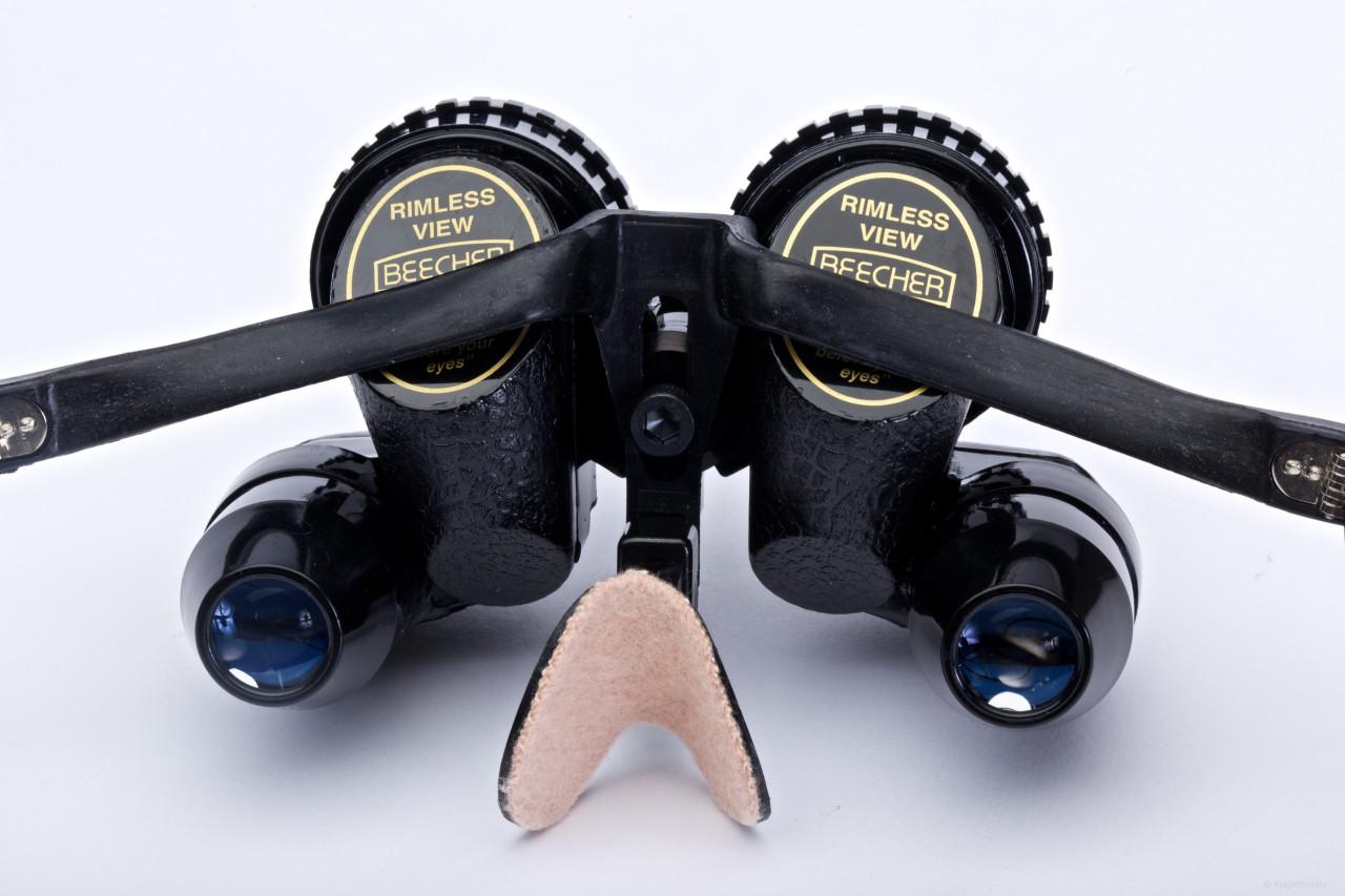 4.5X25  Beecher Binocular