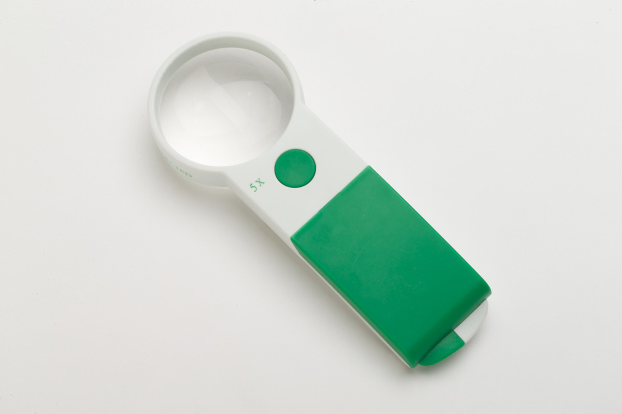ThumBright Pocket Magnifier 5X/60mm
