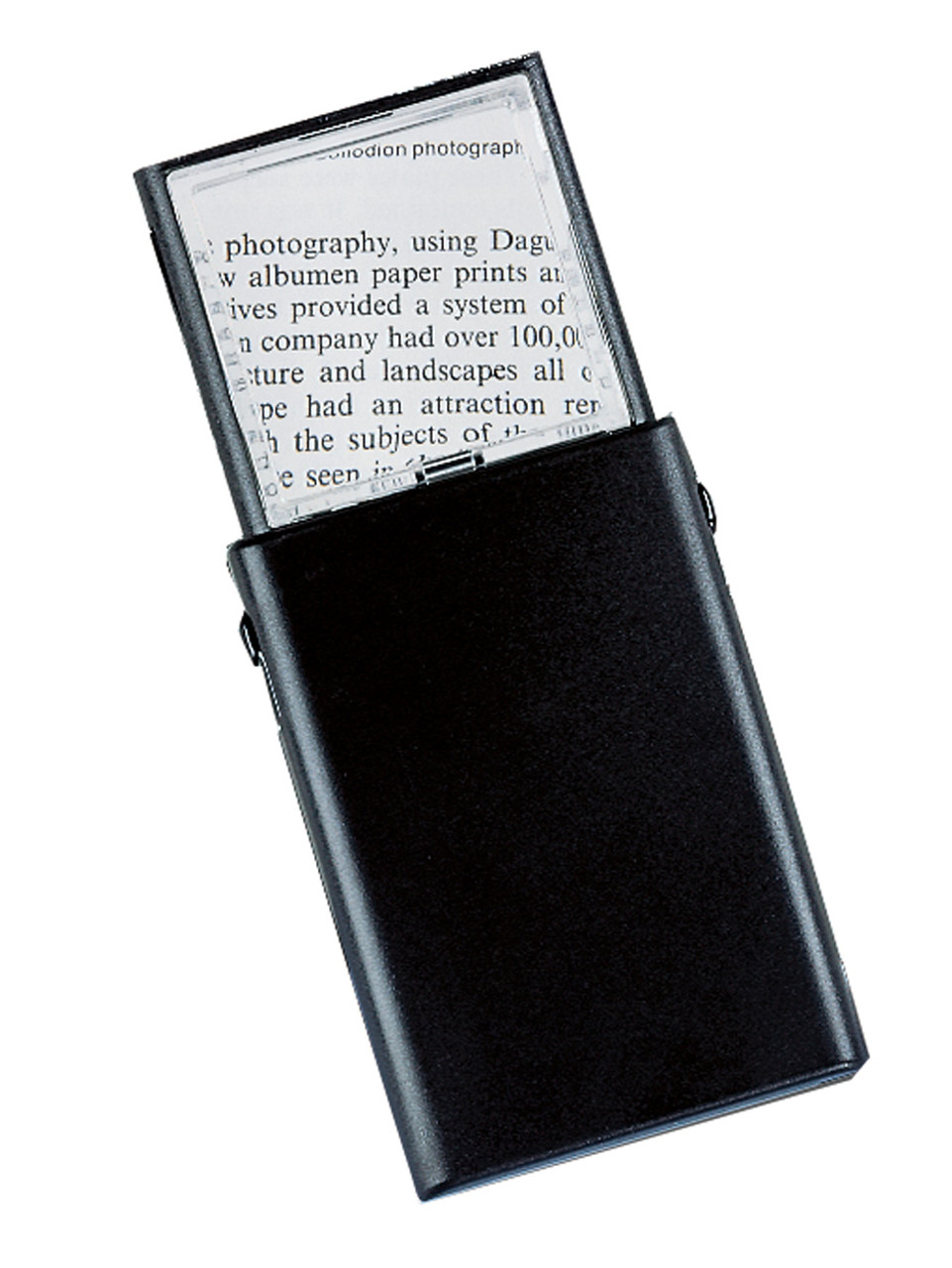 2X Square Compact Magnifier