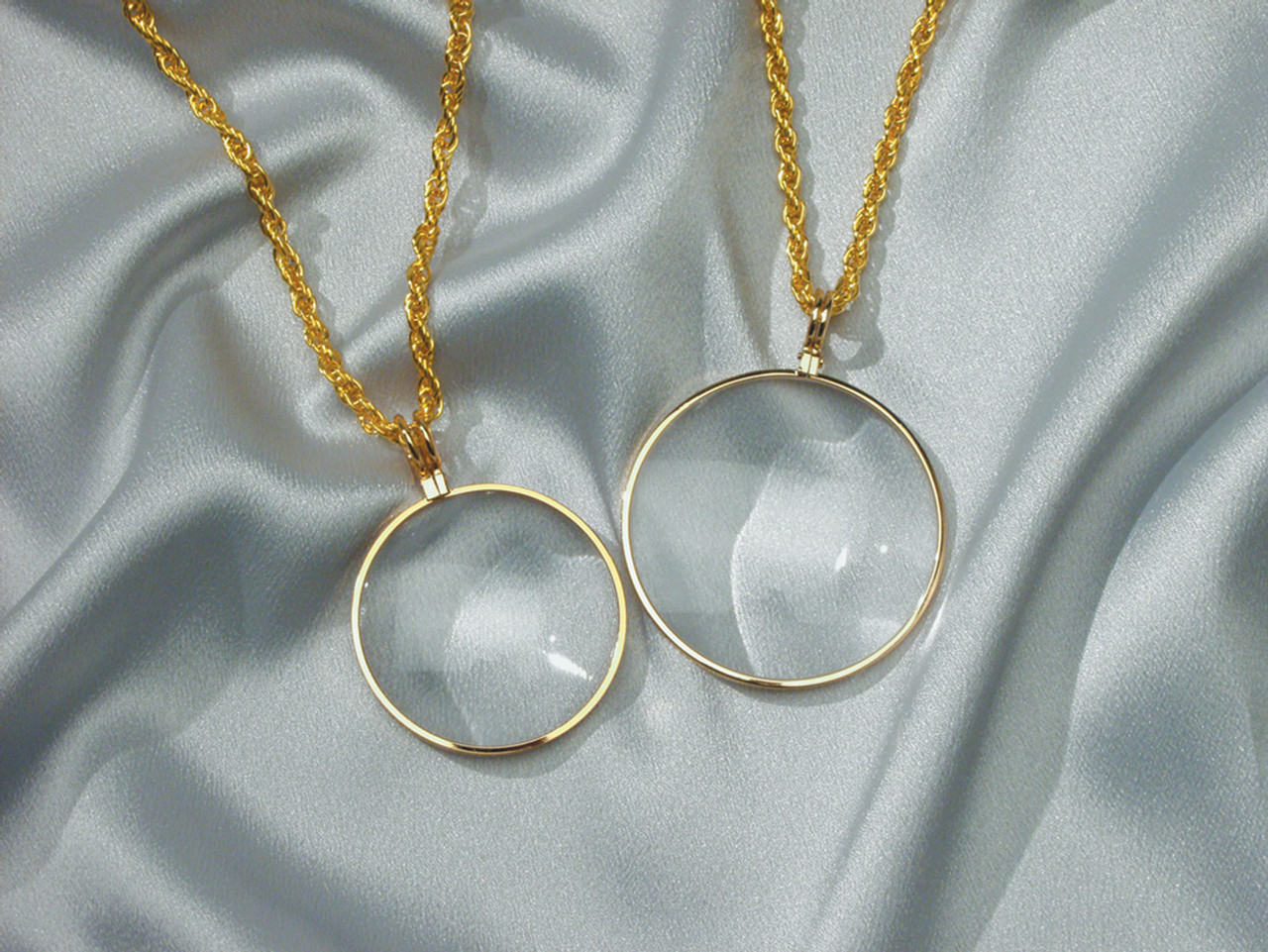 6X Pendant Magnifier with Chain