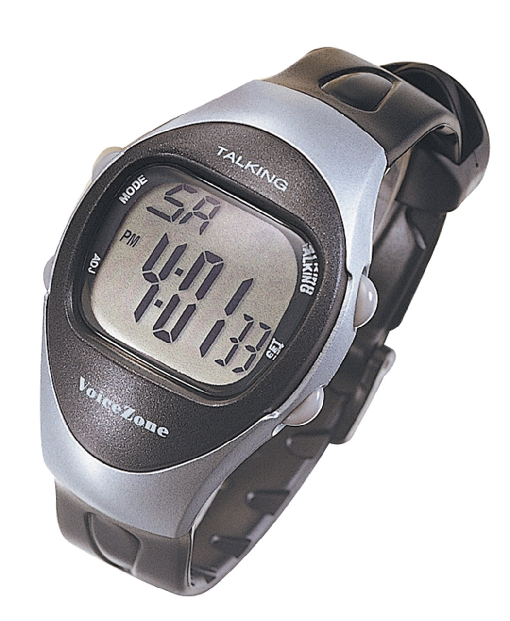 4 Alarm Talking Sport Watch with Stopwatch