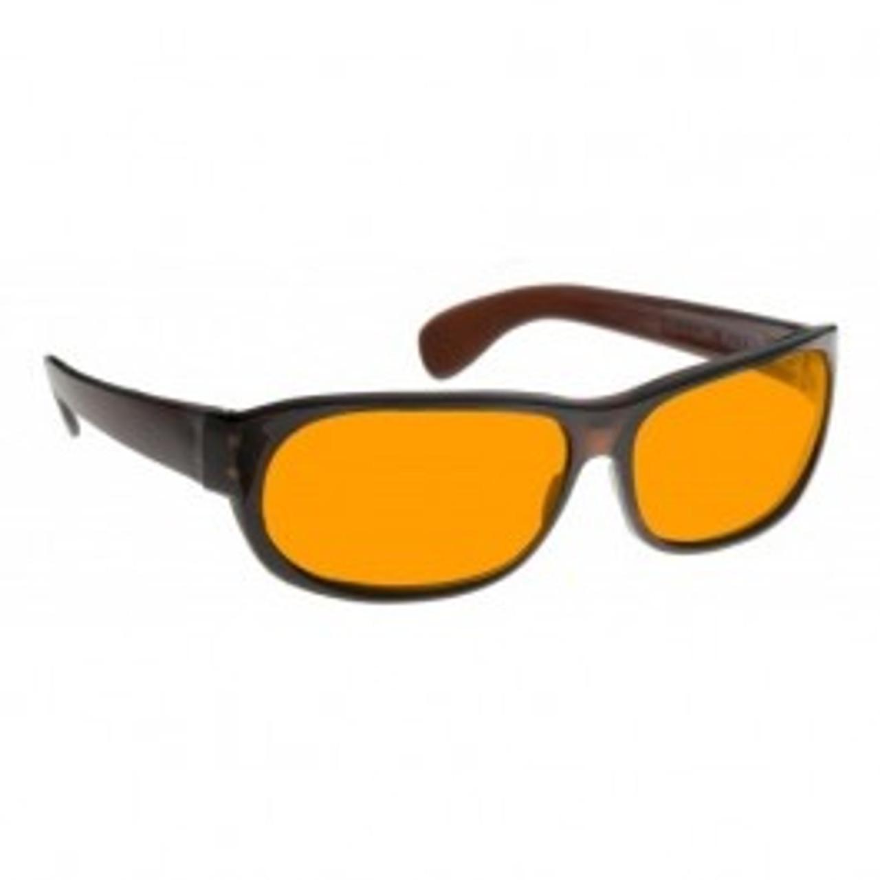 NoIR 64% Light Orange Retro Wrap Around  Non-Fitover #268