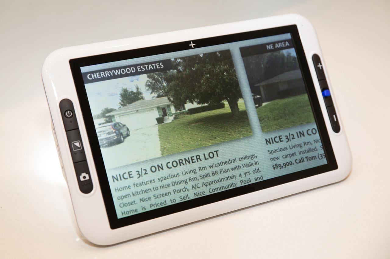 "Patriot 10"" Portable CCTV with Distance"