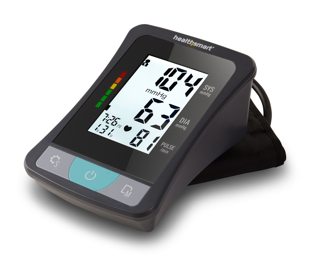 Talking Bilingual Premium Digital Blood Pressure Arm Monitor