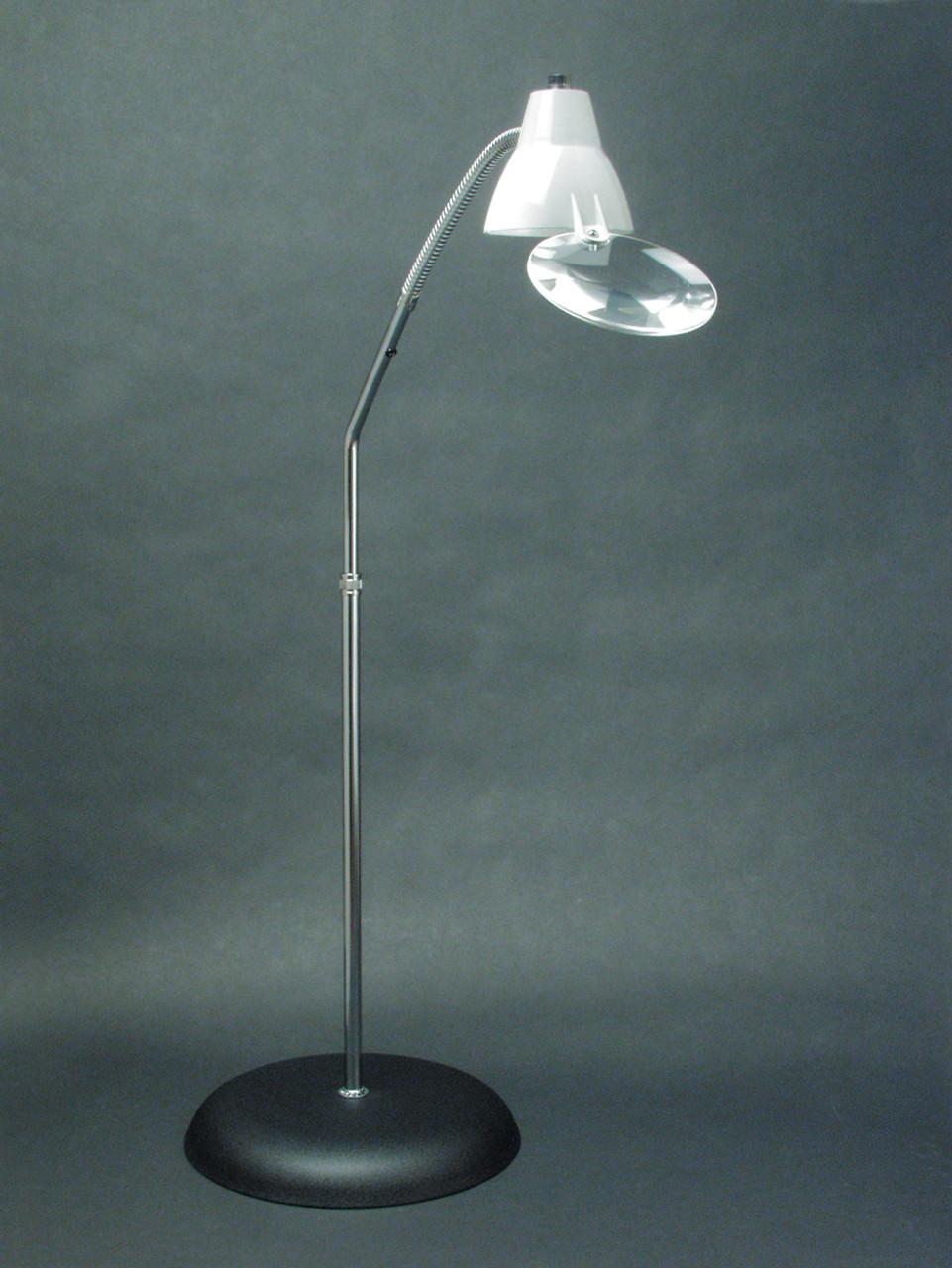 Big Eye 2X Shorter Floor Model High Intensity Lamp