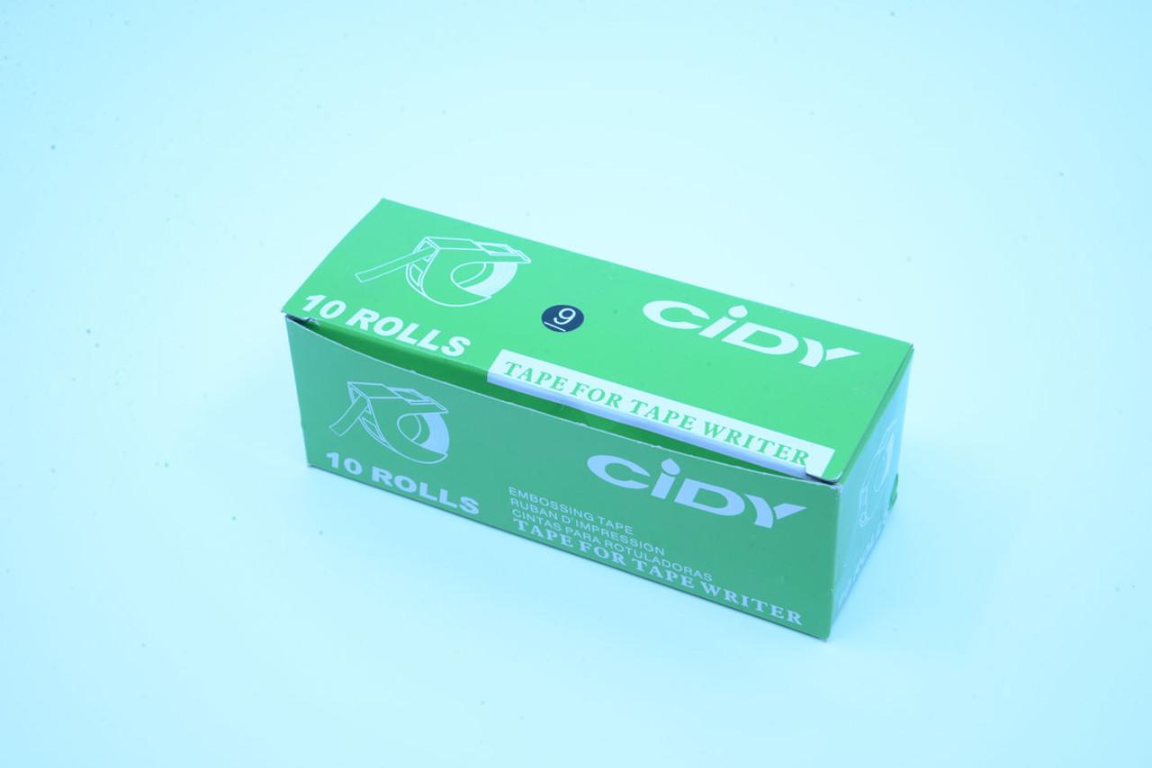 6Dot Labeler Tape