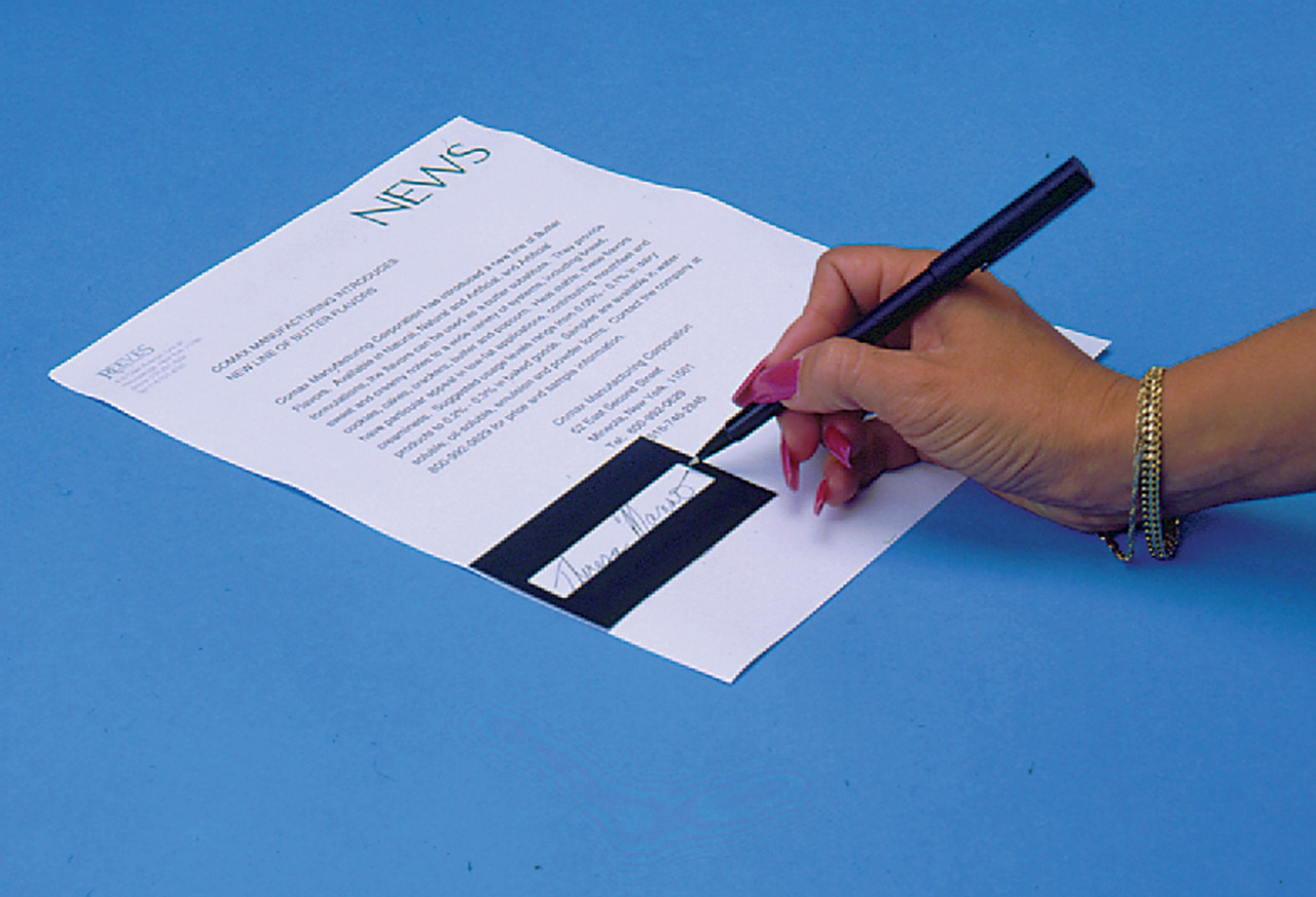 Plastic Signature Guide
