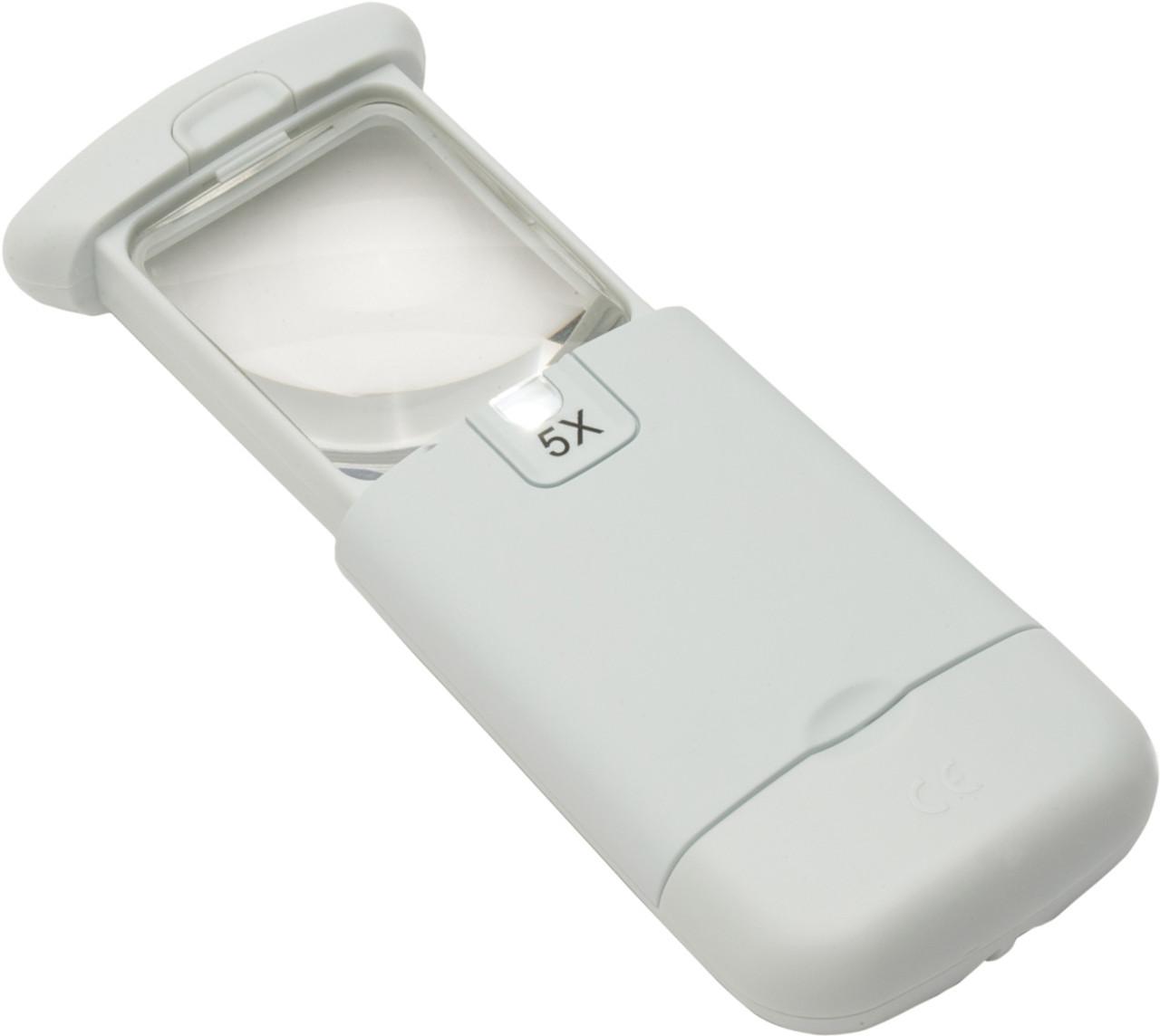 Slide Magnifier 5x/16D