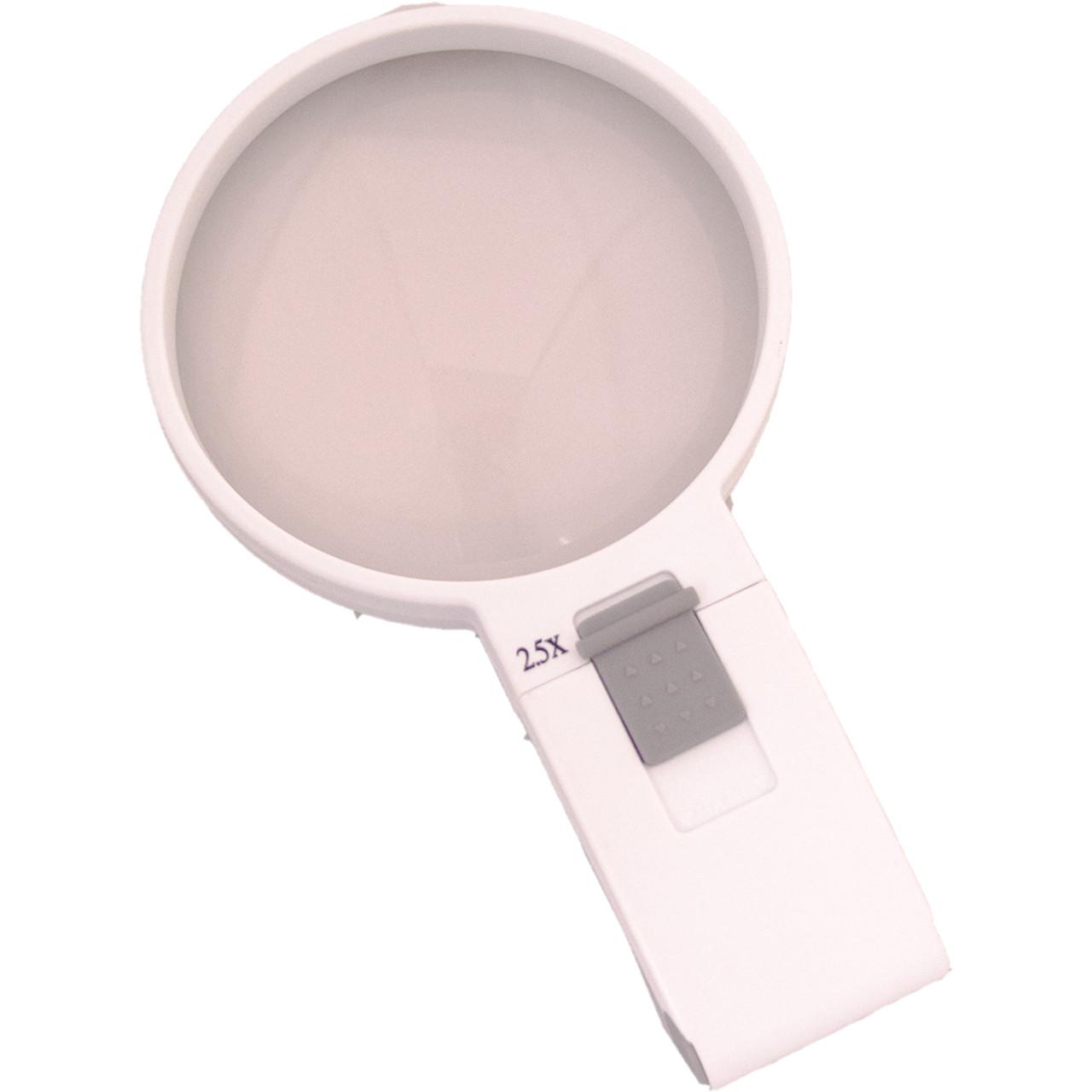 """2.5X 4"""" LED Magnifier"""